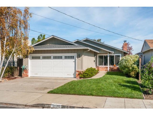 1175 Walnut Avenue, San Carlos