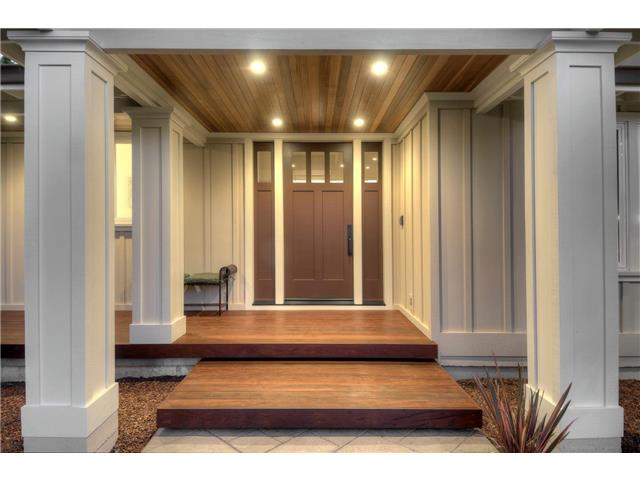 281 Dartmouth Avenue - Entry
